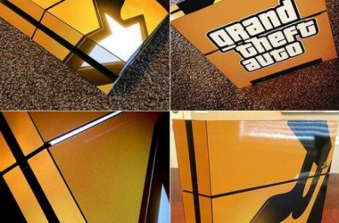 Custom GTA V Inspired PS4 Will Make You Want To Buy The Game On Next-Gen Consoles