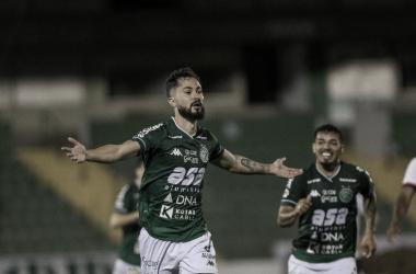 Bruno Sávio brilha, Guarani derrota Brasil de Pelotas e entra no G-4