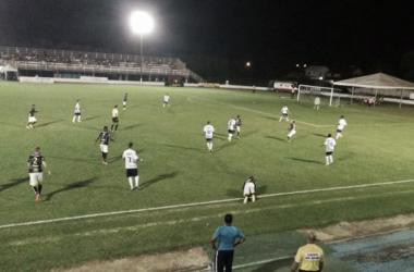 Em casa, time de Palhoça venceu segunda partida seguida no estadual (Foto: Divulgação/Brusque FC)