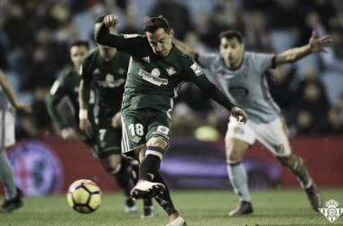 RC Celta de Vigo - Real Betis: puntuaciones Betis; jornada 21 Liga Santander