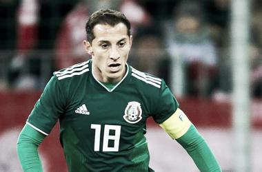 Andrés Guardado // Foto: Goal