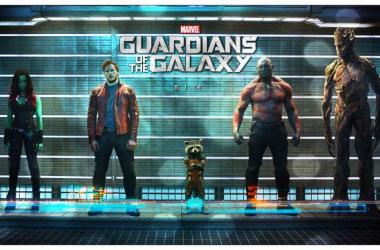 Los guardianes de la galaxia. Fuente: superherohype