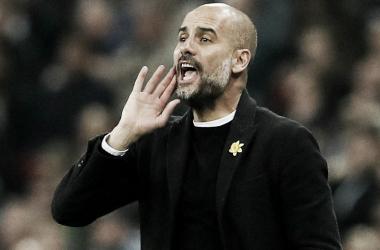 Pep Guardiola.   Foto: Premier League