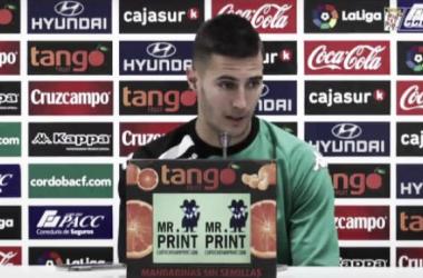 """Sergi Guardiola: """"No creo que el equipo tenga miedo a ganar"""""""
