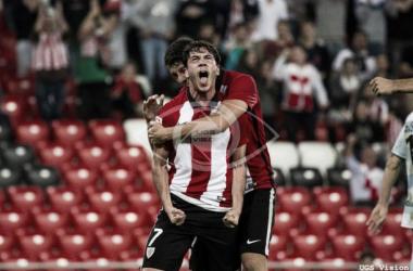 Victoria terapéutica del Bilbao Athletic