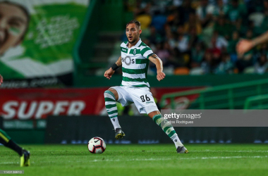 Gudelj, pictured, helped Sporting Lisbon to a domestic cup double during his loan spell last season (Getty Images: Carlos Rodrigues)