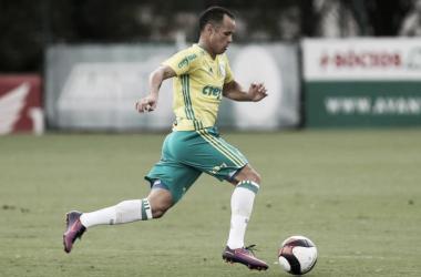 Com Guerra, Palmeiras vence jogo-treino contra o Nacional por 1 a 0