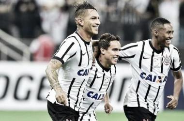 Guerrero disputó 4 temporadas en el club de Sao Paulo. (Foto: Gazeta Press)