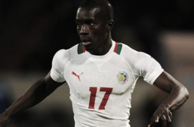Idrissa Gueye in action for Senegal (photo: reuters)