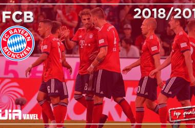 Guía VAVEL Bundesliga 2018/19: Bayern Múnich, a mantener la hegemonía