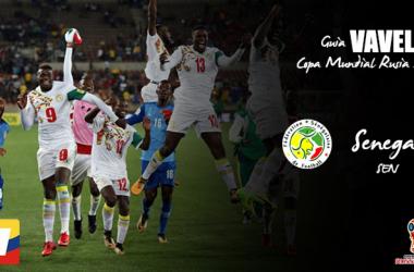 GuíaVAVEL de la Copa Mundial 2018: Senegal
