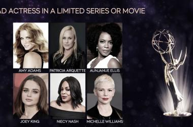 Patricia Arquette es la favorita para obtener el galardón este año en la categoría/ Fotografía Twitter Television Academy.