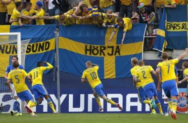 Europei Under 21: Portogallo - Svezia 1-1