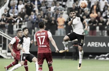 """Guilherme explica comemoração de gol da vitória e espera evoluir: """"Sei onde posso chegar"""""""