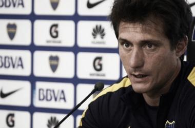 Guillermo garantizó que el reemplazante de Tevez debe ser el equipo en general | Foto: TN