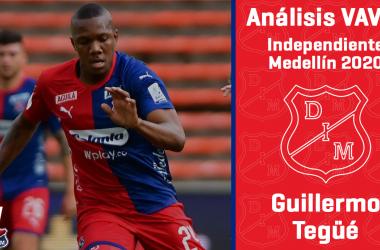 Análisis VAVEL, Independiente Medellín 2020: Guillermo Tegüé