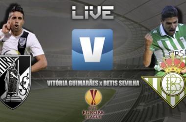 Vitória Guimarães x Bétis, directo