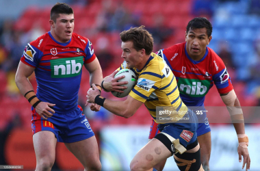 Newcastle Knights 4-10 Parramatta Eels: Parra edge tight encounter to remain top