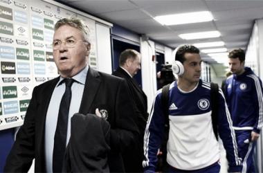 """Após eliminação, Guus Hiddink reclama do tempo para preparação: """"Tivemos apenas dois dias"""""""