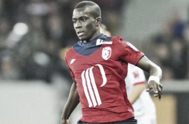 Gueye Made His Lille Debut in 2010 Credit - www.frenchfootballweekly.com