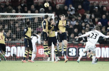 View from the Opposition: A Swansea fan's view ahead of Monday night's fixture against Arsenal