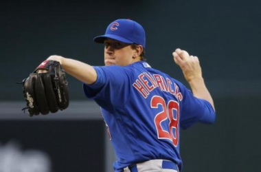 Chicago Cubs Come Out On Top Against Arizona Diamondbacks