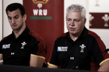 Sam Warburton is confirmed as Welsh captain for the World Cup by Warren Gatland (Photo: Sky)