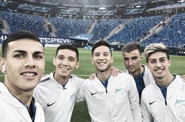 AnuarioVAVEL 2017: Liga Rusa | Foto: 442