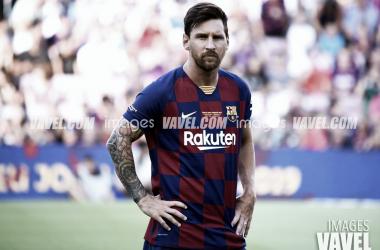 Leo Messi, jugador del FC Barcelona. FOTO: Noelia Déniz - VAVEL