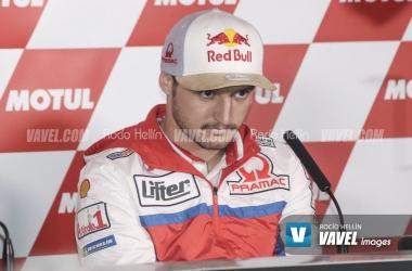 """<span style=""""text-align: left;"""">Jack Miller en el GP de Valencia 2019 / Fuente: Rocio Hellín, Vavel España</span>"""
