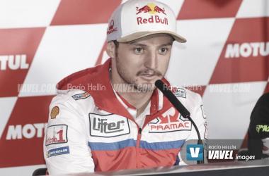 Jack Miller, Rueda de prensa GP Valencia 2019 / Fuente: Rocío Hellín,Vavel España