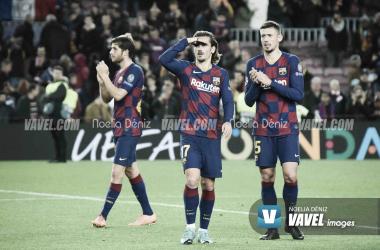 El Barça-Nápoles, a puerta cerrada