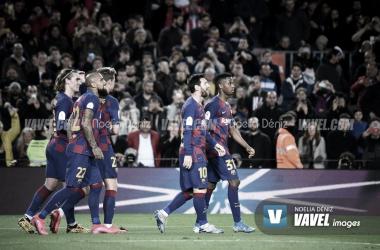 El Barça se rinde en el duelo de los penaltis