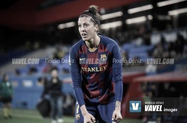Resumen Barcelona Femenino - Madrid CFF (5-0)