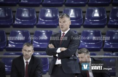 """Jasikevicius: """"Ha sido una victoria de equipo"""""""