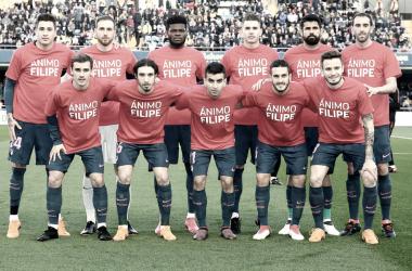 Las puntuaciones del Villarreal vs Atlético de Madrid