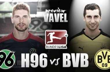 Hannover 96 - Borussia Dortmund preview: BVB look to keep up momentum