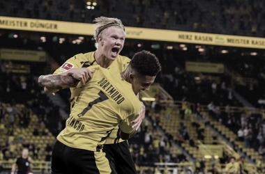 La pegada del Borussia Dortmund destroza al M'gladbach