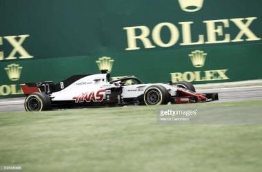 Haas ha decidido mantener a sus dos pilotos de cara a 2019. Foto: Getty Images.