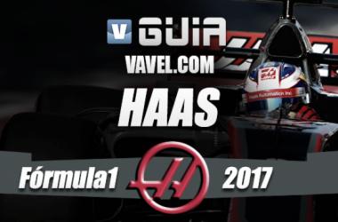 GUÍA VAVEL F1 2017: Haas ha venido para quedarse