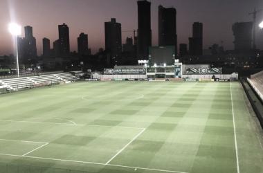 Hailé Pinheiro, estádio-sede de Goiás x Londrina (Goiás EC / Divulgação)