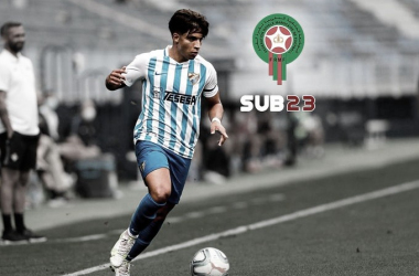 Haitam Abaida, convocado con la sub-23 de Marruecos