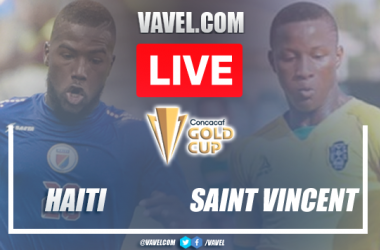 Goals and Highlights Haiti 6-1 Saint Vincentin Golden Cup Qualifiers