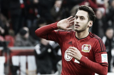 Hakan Çalhanoğlu linked with Barcelona and Real Madrid