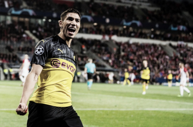 Real Madrid confirma venda do lateral Achraf Hakimi à Internazionale