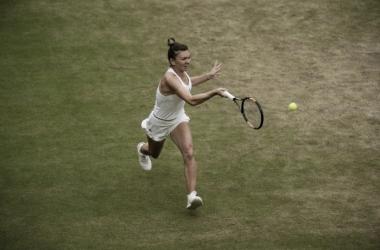 Halep vence Bertens e avança às oitavas em Wimbledon