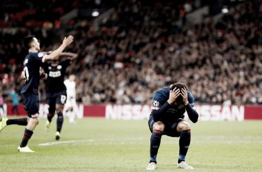 Spurs 2 - PSV 1 Foto:@PSV