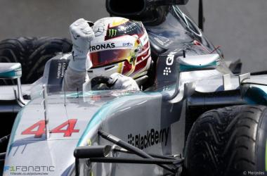 Formula 1 - Super pole Hamilton a Monza, acqua nei circuiti Ferrari: Vettel-Raikkonen in terza fila
