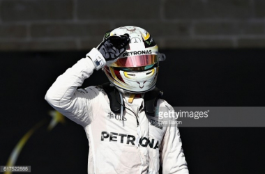 United States GP 2016: Hamilton first to the flag - as it happened