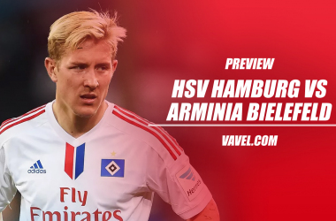 Hamburger SV vs Arminia Bielefeld preview: HSV hoping to keep title race alive